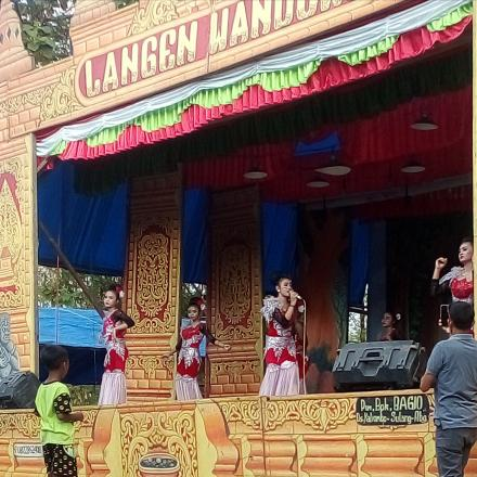 SERUNYA NONTON KETOPRAK, WARISAN BUDAYA INDONESIA
